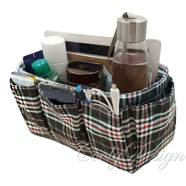Travel Bag Organizer Insert